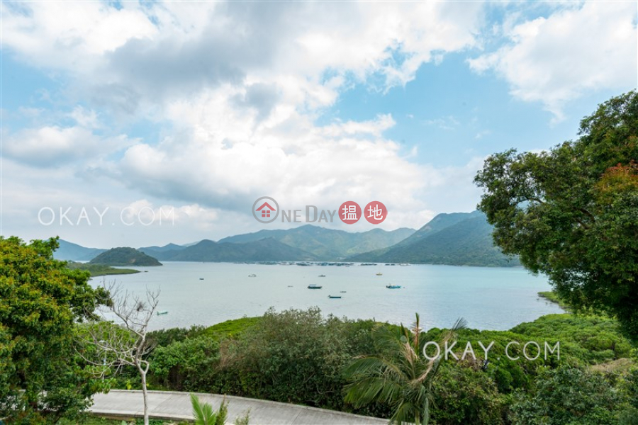 Luxurious house with sea views, rooftop & terrace | For Sale | Long Keng 浪徑 Sales Listings