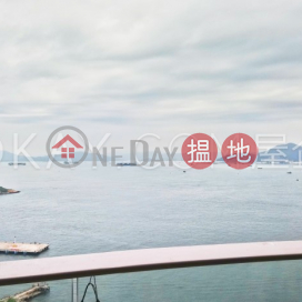 Intimate 1 bed on high floor with sea views & balcony | Rental