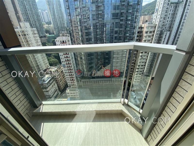 2房1廁,實用率高,可養寵物,露台《The Kennedy on Belcher\'s出租單位》-97卑路乍街 | 西區|香港-出租-HK$ 32,800/ 月