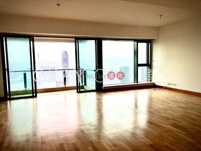 Property Search Hong Kong | OneDay | Residential Rental Listings, Luxurious 3 bed on high floor with balcony & parking | Rental