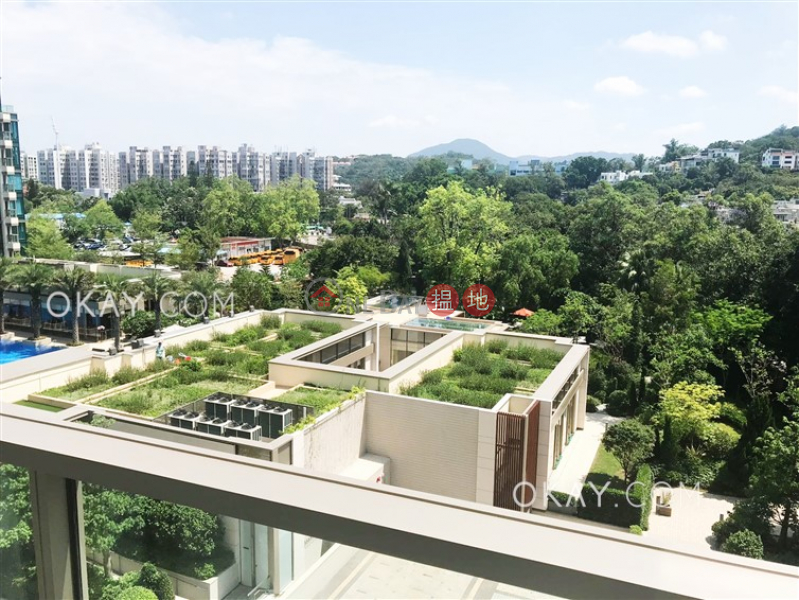 Unique 3 bedroom with balcony | For Sale, The Mediterranean Tower 1 逸瓏園1座 Sales Listings | Sai Kung (OKAY-S306510)