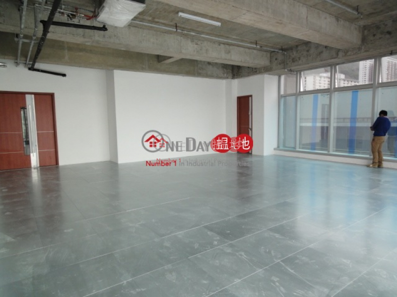 匯城集團大廈|極高層-F單位|工業大廈-出租樓盤HK$ 13,500/ 月