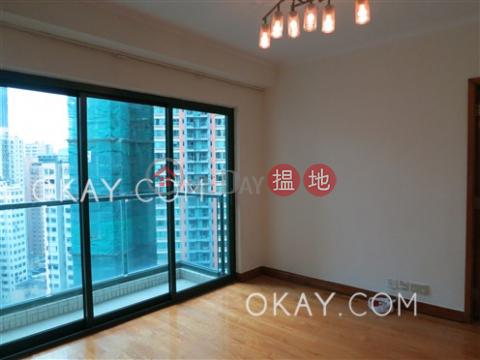 Tasteful 3 bedroom with balcony | Rental|Western DistrictUniversity Heights(University Heights)Rental Listings (OKAY-R124618)_0