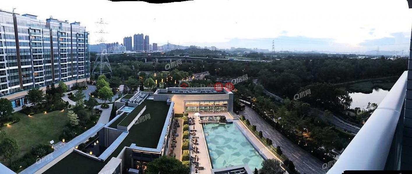 開揚實用大兩房, 泳池靚景《Park Circle租盤》18青山公路潭尾段 | 元朗|香港|出租HK$ 15,000/ 月