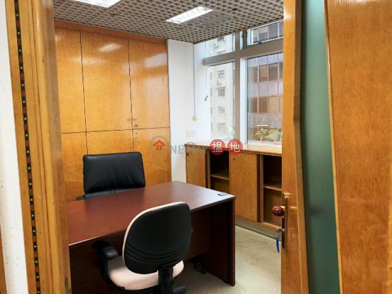Seaview high floor office in Chinaweal Center for letting | Chinaweal Centre 中望商業中心 Rental Listings