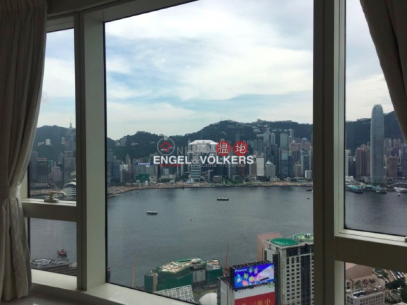 HK$ 58,000/ month, The Masterpiece, Yau Tsim Mong | Renta Listings at The Masterpiece, Tsim Sha Tsui