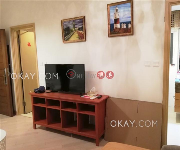 1房1廁,星級會所,露台慧雲峰出售單位|慧雲峰(La Place De Victoria)出售樓盤 (OKAY-S111845)