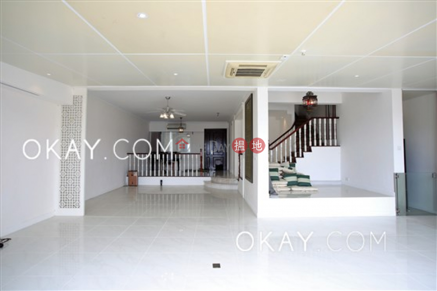 HK$ 100,000/ month | House A1 Pik Sha Garden Sai Kung Lovely house with sea views, rooftop & terrace | Rental