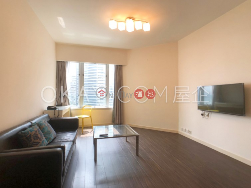 Stylish 1 bedroom on high floor with harbour views   Rental   Convention Plaza Apartments 會展中心會景閣 Rental Listings