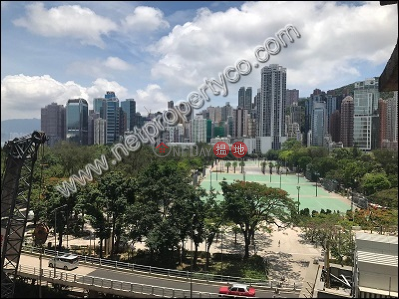 HK$ 18,000/ month | Lok Sing Centre Block A | Wan Chai District, Renovated 1-bedroom unit for rent in Causeway Bay