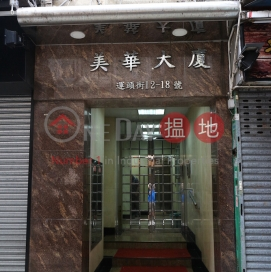 Mee Wah Building,Tai Po, New Territories