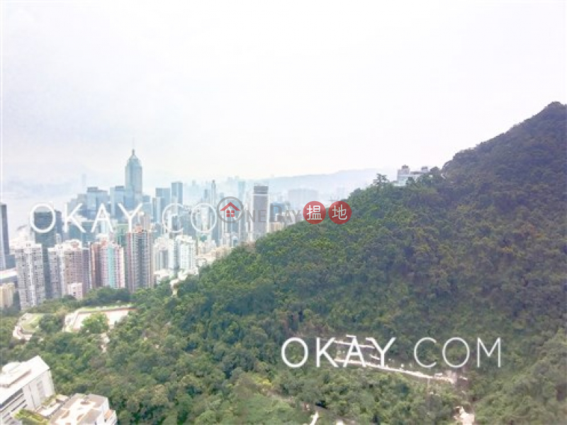Property Search Hong Kong | OneDay | Residential | Rental Listings | Exquisite 4 bed on high floor with balcony & parking | Rental