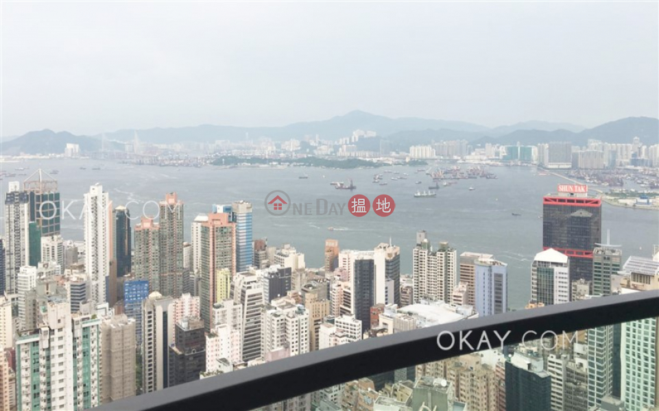 Stylish 2 bedroom with balcony | Rental | 33 Seymour Road | Western District Hong Kong, Rental | HK$ 70,000/ month