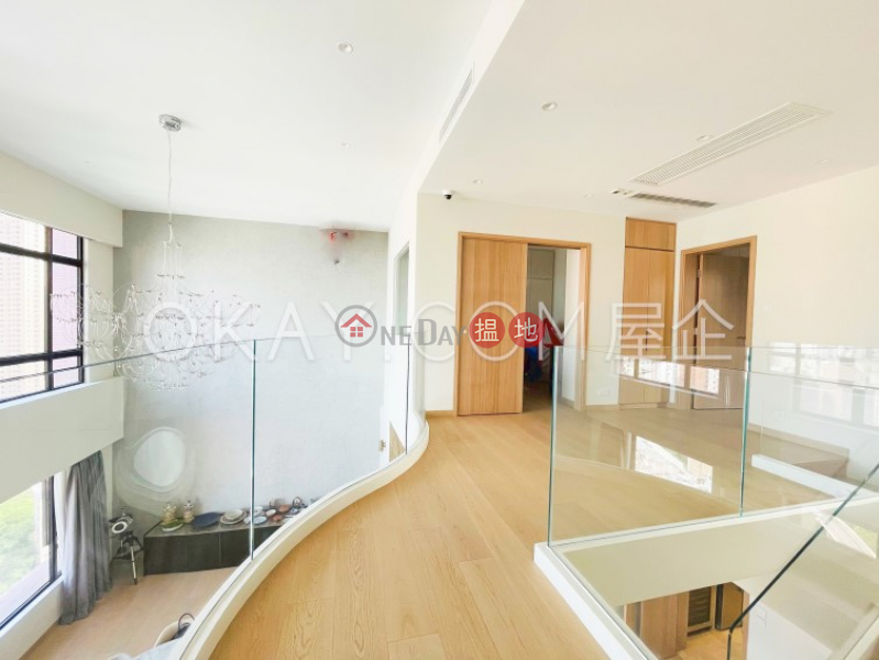 Rare 5 bed on high floor with harbour views & balcony   Rental   Regal Crest 薈萃苑 Rental Listings