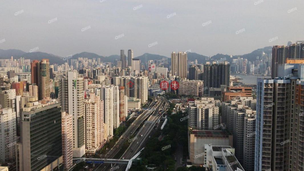 都會繁華,交通方便,全新靚裝,環境清靜《帝峰‧皇殿1座買賣盤》1海泓道 | 油尖旺香港-出售|HK$ 4,100萬