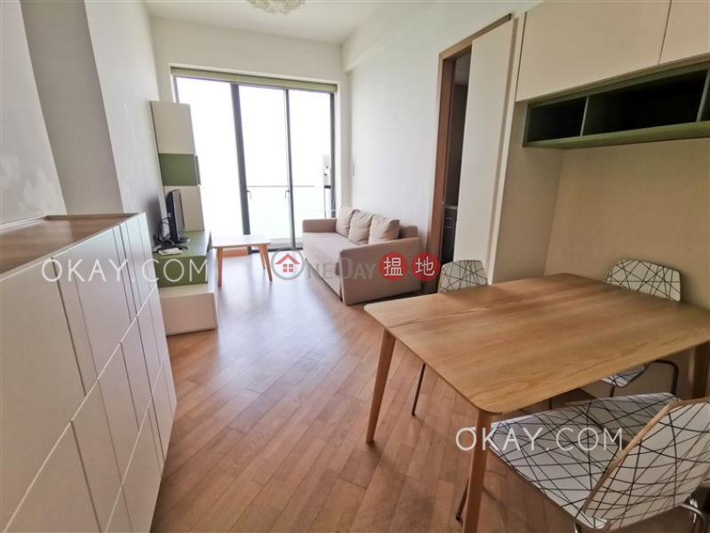 Stylish 2 bedroom on high floor with balcony | Rental | Harbour One 維壹 Rental Listings
