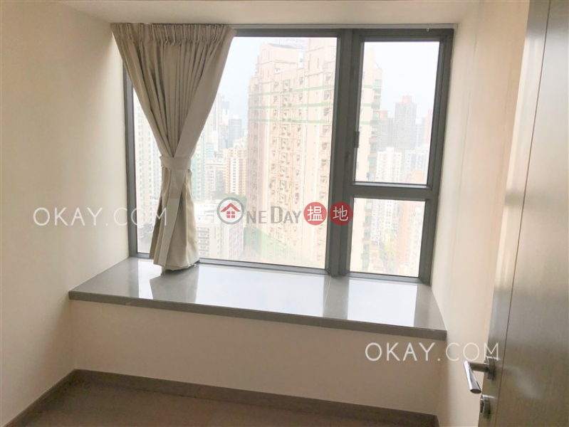 HK$ 42,000/ month Centre Point Central District Unique 2 bedroom with balcony | Rental