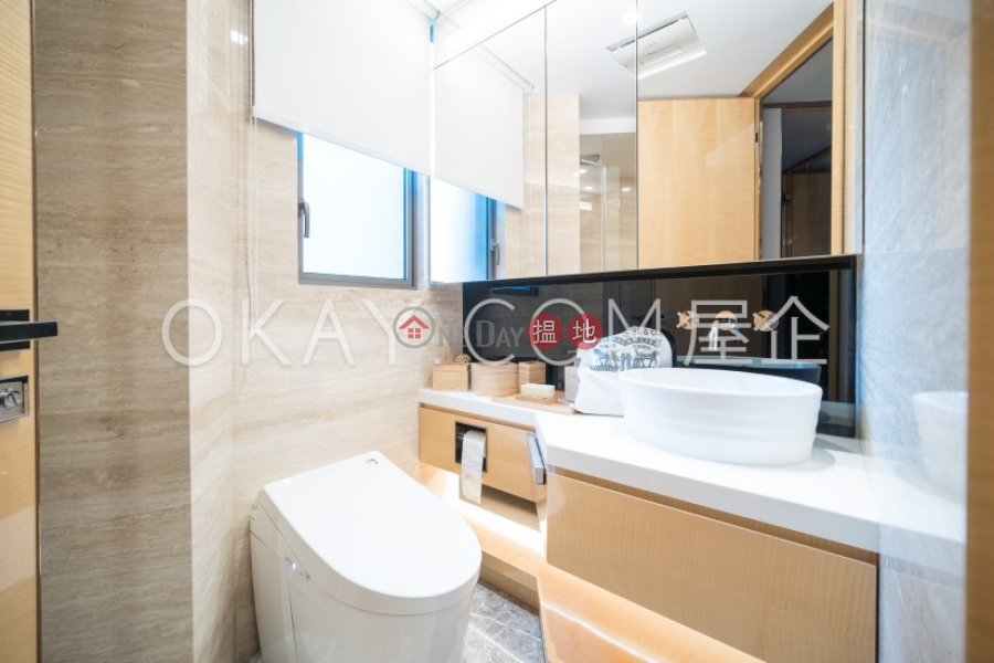 HK$ 105,000/ month Regent Hill, Wan Chai District   Unique 3 bedroom on high floor with rooftop & terrace   Rental