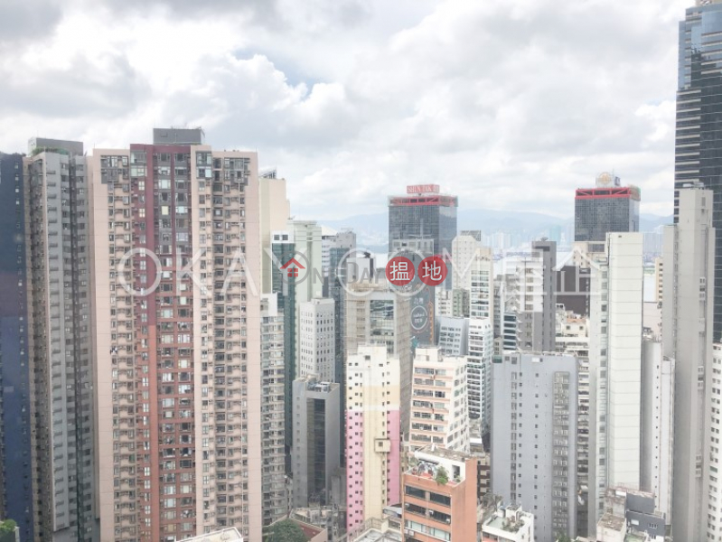 Unique 1 bedroom on high floor with balcony | For Sale | 28 Aberdeen Street 鴨巴甸街28號 Sales Listings
