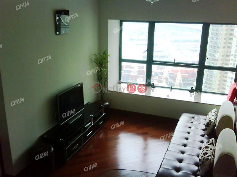 HK$ 13.1M Tower 5 The Long Beach, Yau Tsim Mong, Tower 5 The Long Beach | 2 bedroom High Floor Flat for Sale