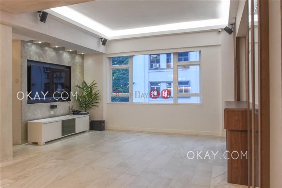 Elegant 3 bedroom on high floor | Rental, Shan Kwong Court 山光樓 Rental Listings | Wan Chai District (OKAY-R288101)