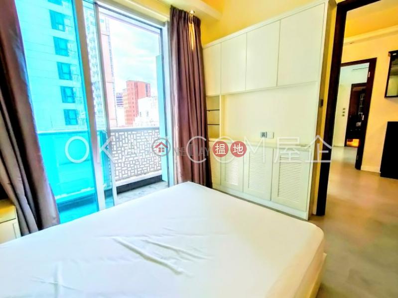 Elegant 2 bedroom with balcony   Rental, J Residence 嘉薈軒 Rental Listings   Wan Chai District (OKAY-R70202)