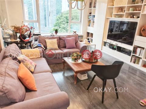 Luxurious 3 bedroom with balcony & parking | For Sale|4A-4D Wang Fung Terrace(4A-4D Wang Fung Terrace)Sales Listings (OKAY-S42258)_0
