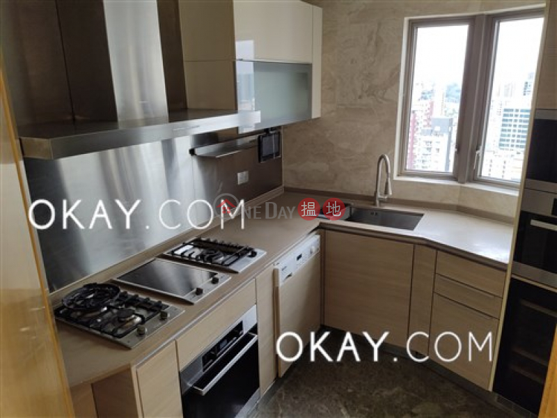 Property Search Hong Kong | OneDay | Residential, Sales Listings | Rare 4 bedroom on high floor with balcony & parking | For Sale