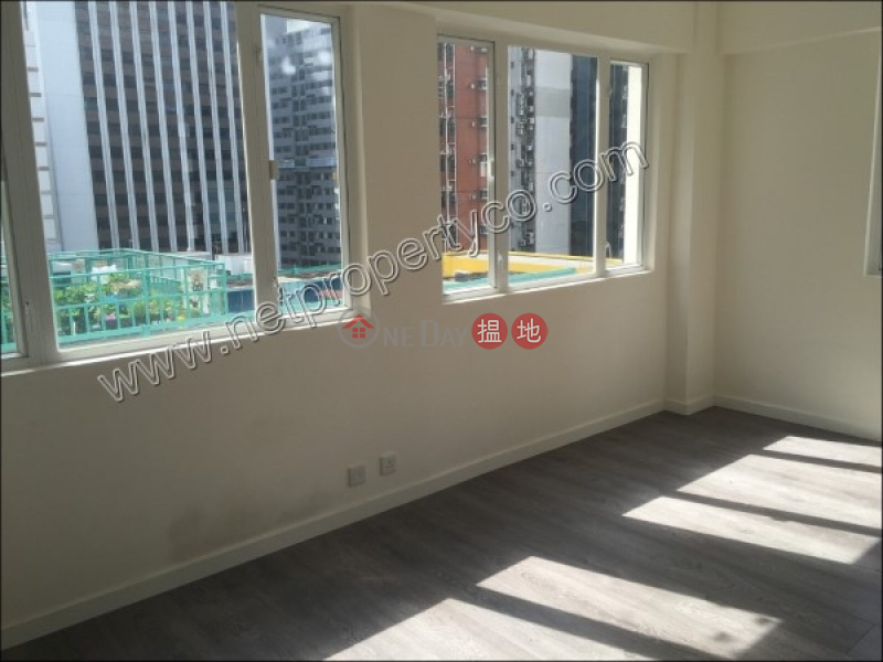 Unit with rooftop for sale with lease in Wan Chai | Kin On Building 建安樓 Sales Listings