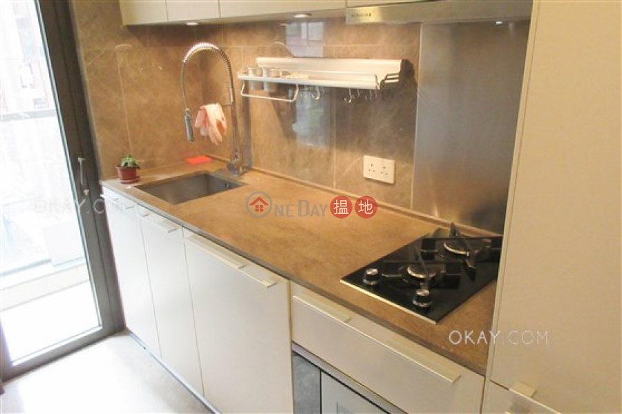 HK$ 12M | Park Haven Wan Chai District, Charming 1 bedroom with balcony | For Sale