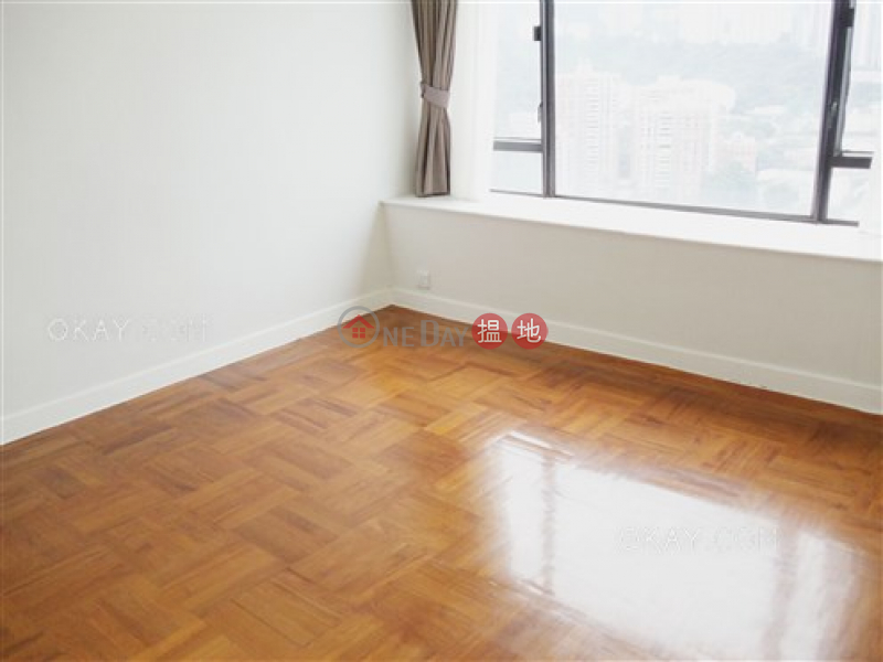 HK$ 65,000/ month | Park Towers Block 1, Eastern District | Lovely 3 bed on high floor with harbour views & parking | Rental