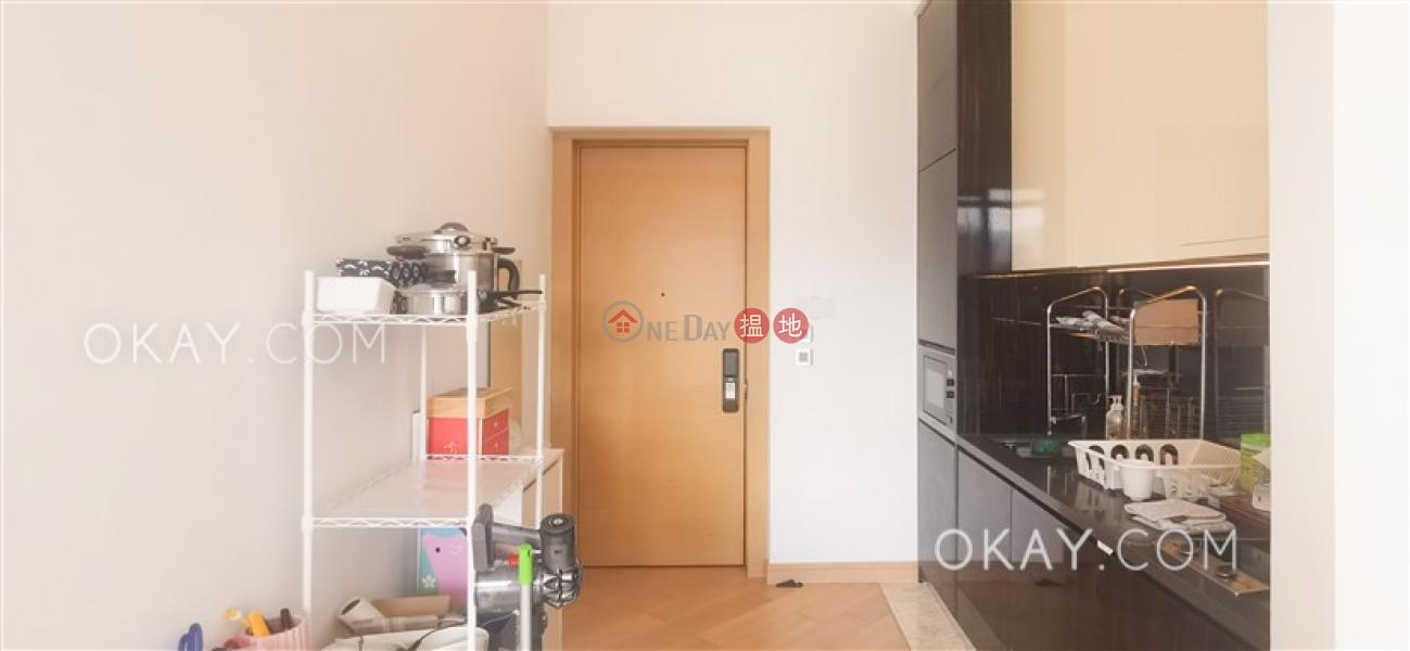 HK$ 12.8M | Jones Hive Wan Chai District, Unique 2 bedroom on high floor with sea views & balcony | For Sale