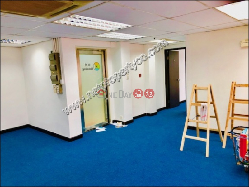 Newly Renovated Office Unit for Rent in Wan Chai | Ka Nin Wah Commercial Building 嘉年華商業大廈 Rental Listings