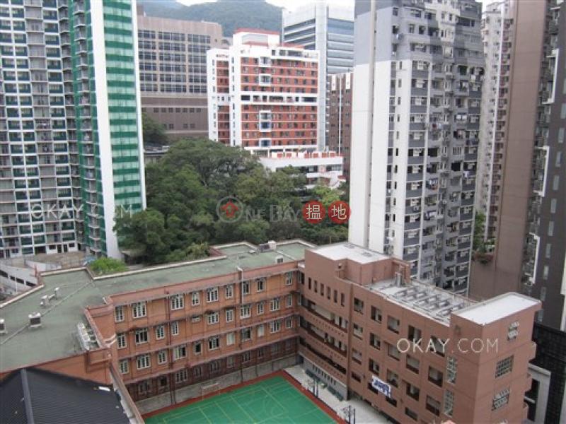 Rare 3 bedroom with balcony | Rental, Kensington Hill 高街98號 Rental Listings | Western District (OKAY-R290983)