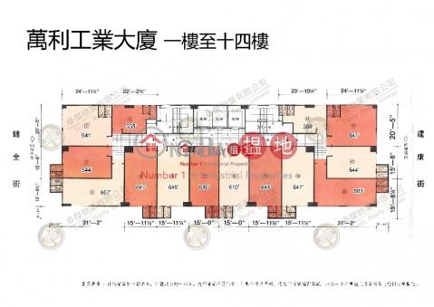 萬利工業大廈|葵青萬利工業大廈(Man Lee Industrial Building)出售樓盤 (pyyeu-05370)_0