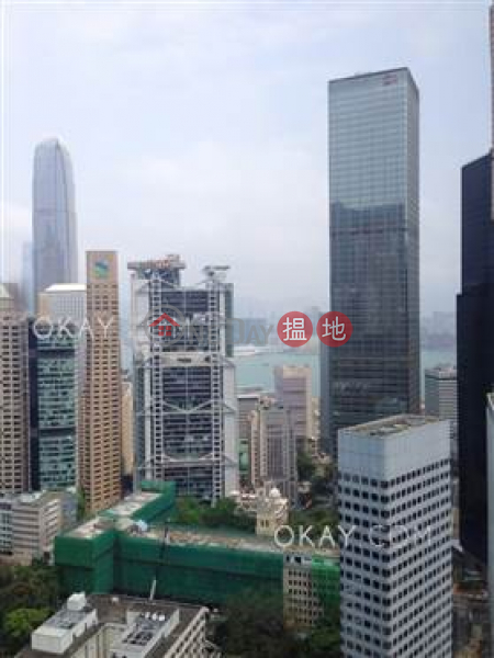 HK$ 58,000/ month The Royal Court, Central District Tasteful 2 bedroom on high floor with balcony | Rental