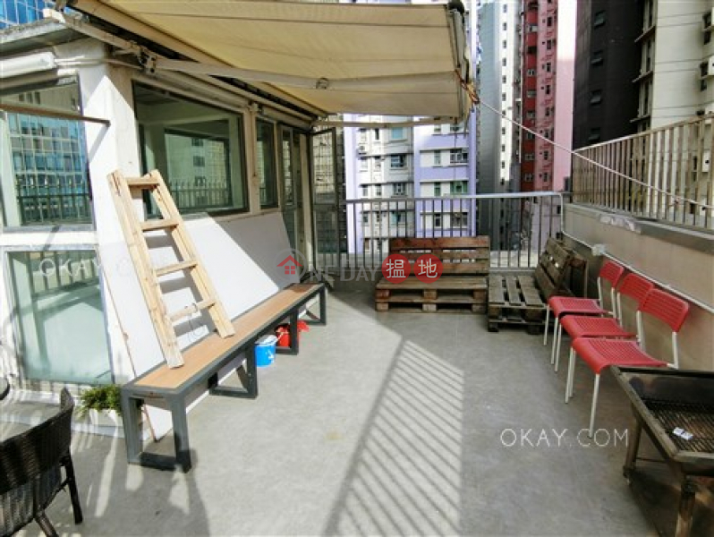 Property Search Hong Kong | OneDay | Residential | Rental Listings | Luxurious 4 bedroom on high floor with rooftop | Rental