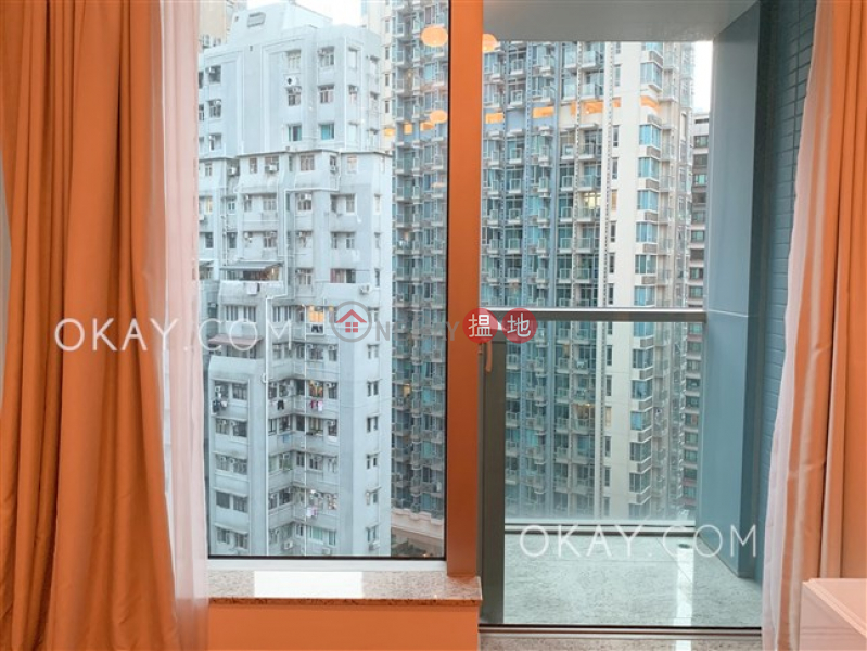 Gorgeous 1 bedroom with balcony | For Sale | The Avenue Tower 1 囍匯 1座 Sales Listings