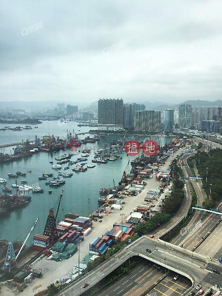 開揚遠景,鄰近高鐵站,地鐵上蓋,有匙即睇,核心地段《天璽租盤》1柯士甸道西 | 油尖旺香港|出租HK$ 43,000/ 月