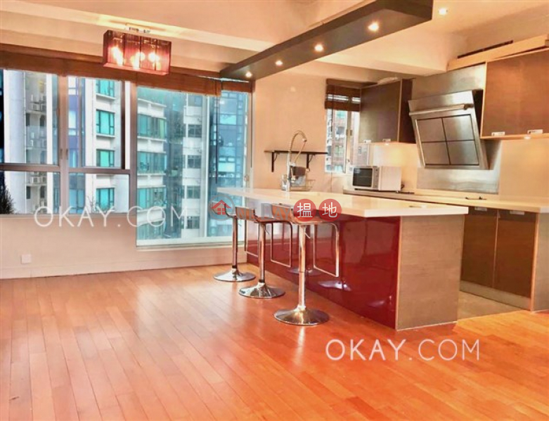 Nicely kept 1 bedroom on high floor | Rental | The Rednaxela 帝華臺 Rental Listings