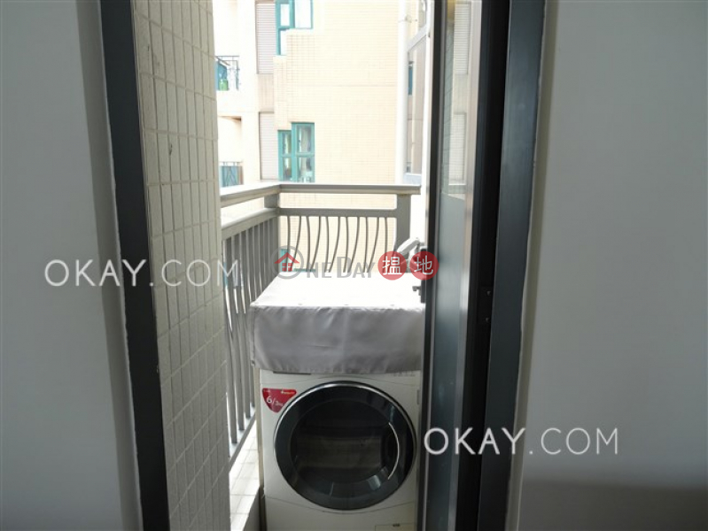 HK$ 29,500/ month 18 Catchick Street | Western District Cozy 3 bedroom on high floor with sea views & balcony | Rental