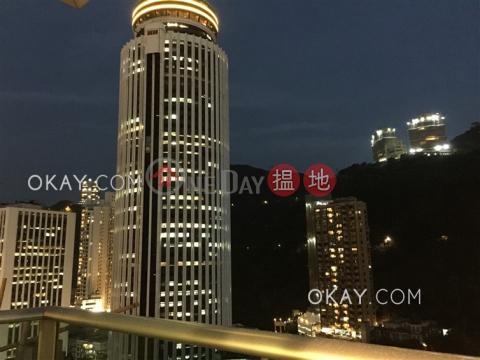 Tasteful 1 bedroom on high floor with balcony | Rental|J Residence(J Residence)Rental Listings (OKAY-R66386)_0