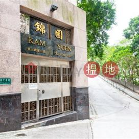 Efficient 3 bed on high floor with rooftop & balcony | Rental|Kam Yuen Mansion(Kam Yuen Mansion)Rental Listings (OKAY-R36760)_3