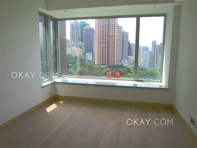 HK$ 95,000/ month | Kennedy Park At Central | Central District, Gorgeous 3 bedroom on high floor with balcony & parking | Rental