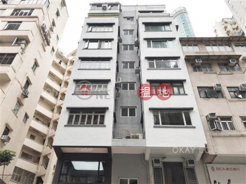 Gorgeous 1 bedroom on high floor with balcony | For Sale|1-3 Sing Woo Road(1-3 Sing Woo Road)Sales Listings (OKAY-S294203)_0