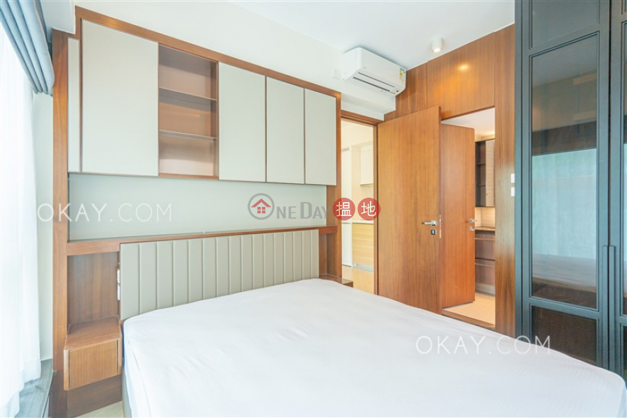 Property Search Hong Kong | OneDay | Residential | Rental Listings | Tasteful 1 bedroom on high floor with balcony | Rental