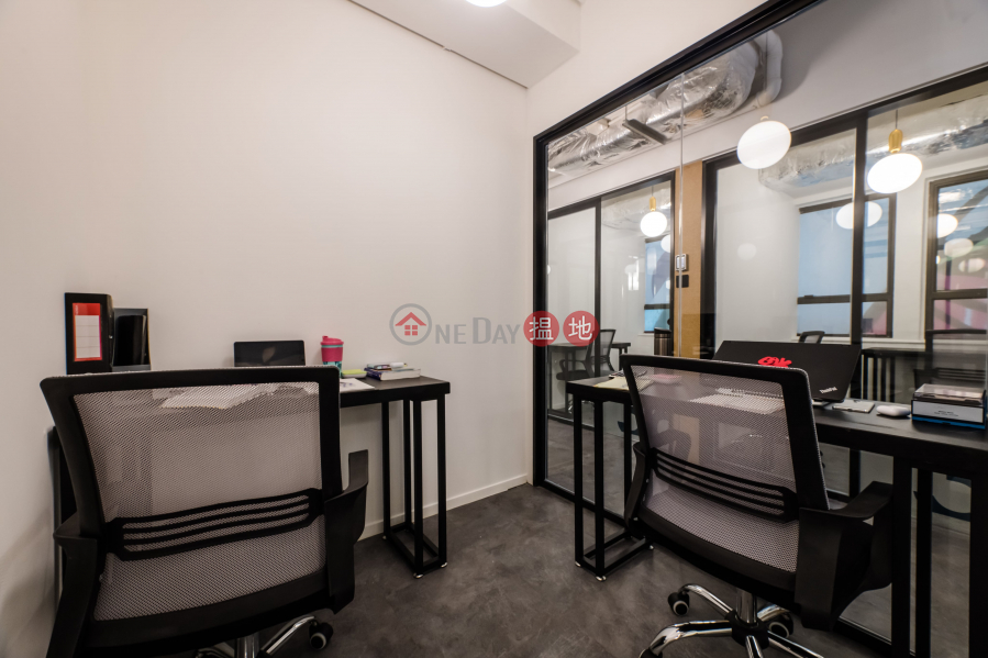 Co Work Mau I Ride Out the Challenges With You | Causeway Bay 2 Pax Private Office $6,000/ Month up | Eton Tower 裕景商業中心 Rental Listings