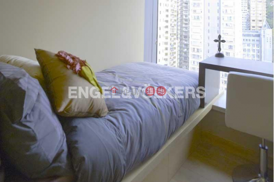 2 Bedroom Flat for Rent in Sai Ying Pun, High Park 99 蔚峰 Rental Listings | Western District (EVHK87432)