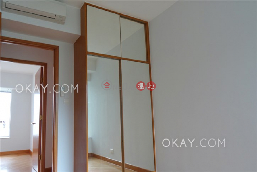 Property Search Hong Kong | OneDay | Residential, Sales Listings | Unique 3 bedroom on high floor with balcony & parking | For Sale