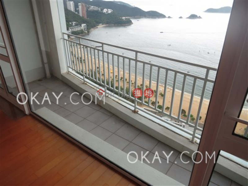 Gorgeous 3 bedroom on high floor with balcony & parking | Rental 109 Repulse Bay Road | Southern District, Hong Kong | Rental, HK$ 78,000/ month